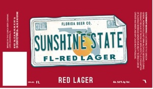Sunshine State Red Lager
