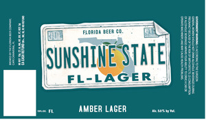 Sunshine State Amber Lager