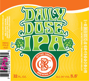 Otter Creek Brewing Daily Dose IPA