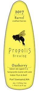 Propolis Osoberry