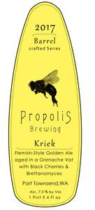 Propolis Kriek
