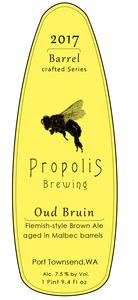 Propolis Oud Bruin