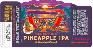Kona Brewing Co. Pineapple IPA