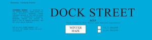 Dock Street Winter Haze