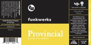 Funkwerks, Inc. Provincial