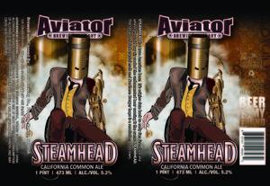Aviator Brewing Company Steamhead