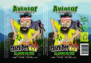 Aviator Brewing Company Crackpot Kick