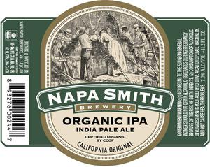 Napa Smith Brewery Organic IPA