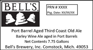 Bell's Port Barrel Aged Third Coast Old Ale
