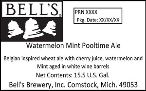 Bell's Watermelon Mint Pooltime Ale