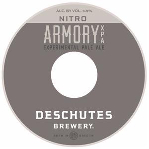 Deschutes Brewery Armory Xpa