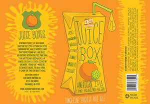 450 North Brewing Co Juice Box