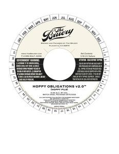 The Bruery Hoppy Obligations V2.0
