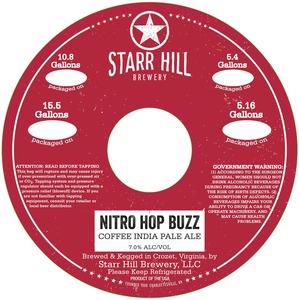 Starr Hill Nitro Hop Buzz