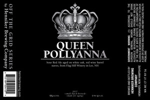 Henniker Brewing Company Queen Polyanna