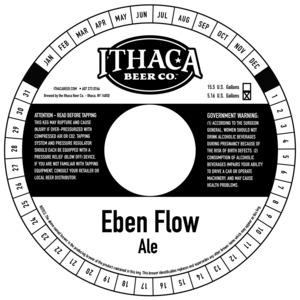 Ithaca Beer Company Eben Flow