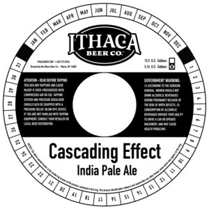 Ithaca Beer Co. Cascading Effect