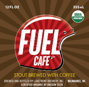 Lakefront Brewery Fuel Cafe