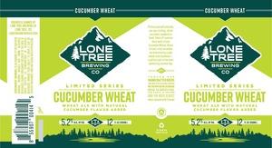 Lone Tree Brewing Company Cucumber Wheat