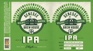 Genesee Brew House IPA