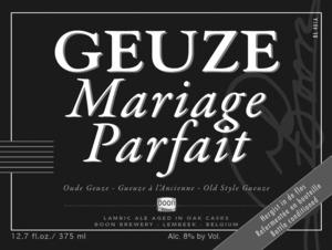 Geuze Mariage Parfait