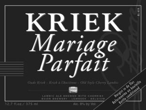 Kriek Mariage Parfait