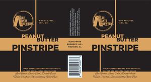 Blue Pants Brewery Peanut Butter Pinstripe