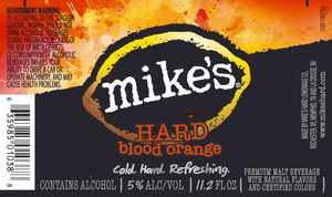 Mike's Hard Blood Orange