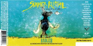 Flying Dog Summer Rental Radler