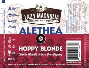 Lazy Magnolia Brewing Company Alethea A