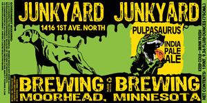 Junkyard Brewing Company Pulpasaurus
