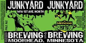 Junkyard Brewing Company Simcoe Party?