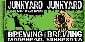 Junkyard Brewing Company Citra Double IPA
