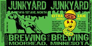 Junkyard Brewing Company Citra-zaic