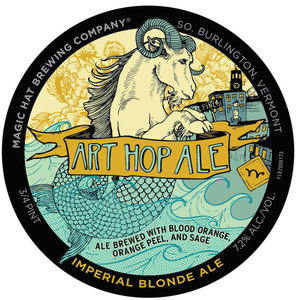 Art Hop Ale Imperial Blonde Ale