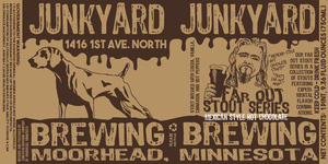 Junkyard Brewing Company Far Out Mexican Style Hot Chocolate