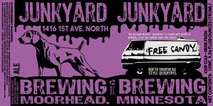 Junkyard Brewing Company Free Candy