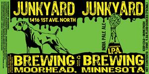 Junkyard Brewing Company Experimental IPA