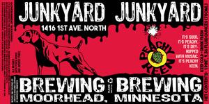 Junkyard Brewing Company Peachy Keen
