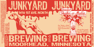 Junkyard Brewing Company Shake O Matic Grapefruit