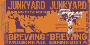 Junkyard Brewing Company Shake O Matic Passionfruit
