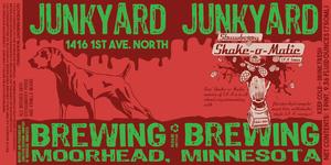 Junkyard Brewing Company Shake O Matic Strawberry