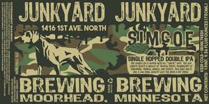 Junkyard Brewing Company Simcoe