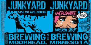 Junkyard Brewing Company Uncrushable