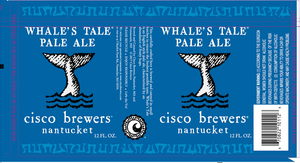 Cisco Brewers Whale's Tale