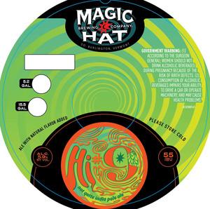 Magic Hat Hi-9 Not Quite India Pale Ale