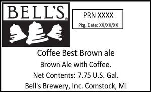 Bell's Coffee Best Brown