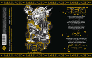 Barrel Aged Ten Ale