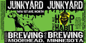 Junkyard Brewing Company Hop Habit