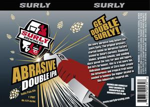 Abrasive Ale Double India Pale Ale